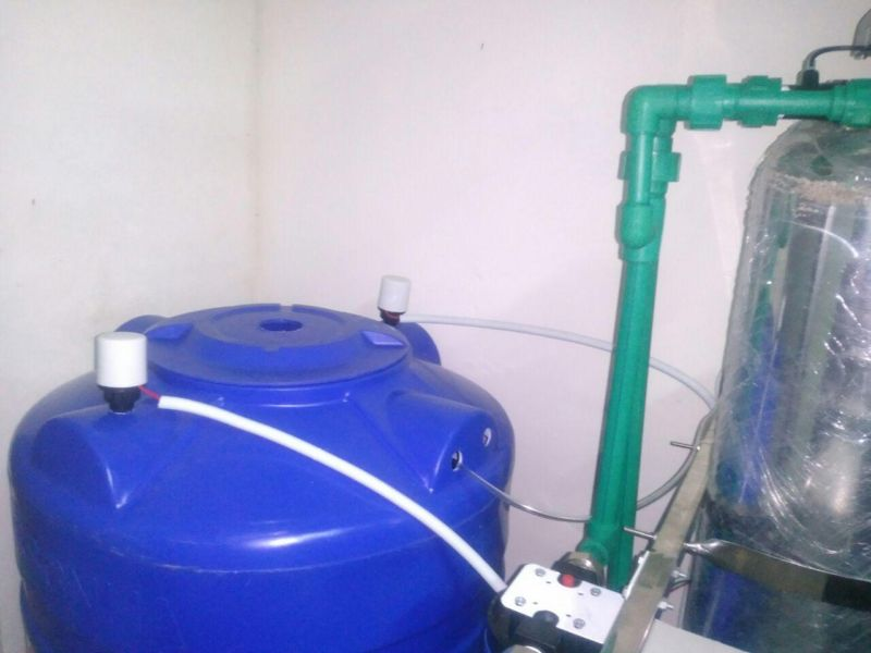 Wastewater treatment system for dental clinics 24 m3/day